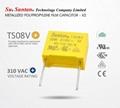Suntan TS08V 310VAC Metallized