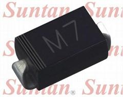 Suntan M7 SMD Rectifier
