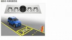固定式車底掃描系統