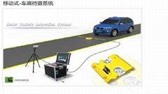 移動式-車底掃描系統