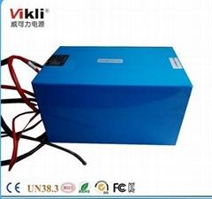 12V 80AH LiFePO4 Lithium Ion Battery for solar street light Li ion Battery