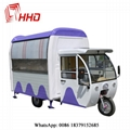 China Supplier cheap food trailer food
