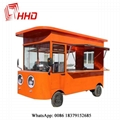 Mobile Electric Tricycle Food Car /Food