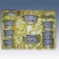精品陶瓷茶具,骨質瓷陶瓷茶具.