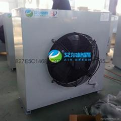 车间供暖用5GS热水暖风机