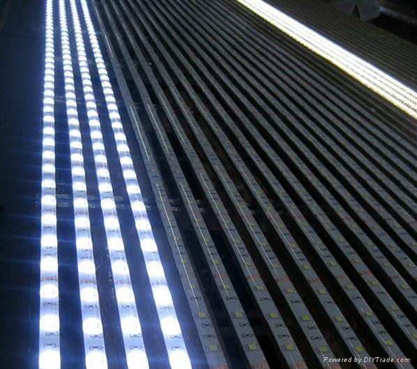 供應5050白光LED軟燈條/60燈1米IP65防水 2
