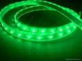 供應LED5050綠光軟燈條