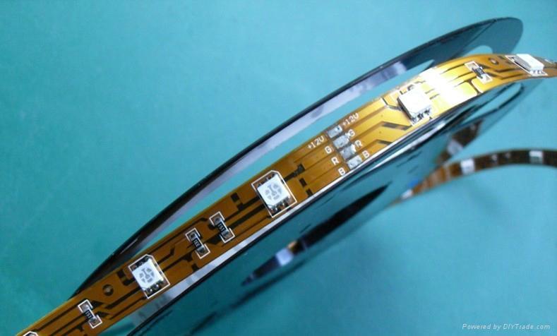 供銷5050LED軟燈條白光12V 60米/米 2