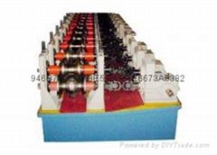 高速護欄板壓型設備