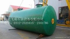 環保雙層油罐