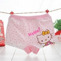 Hot Sale Girl Underwear Panties Boxer
