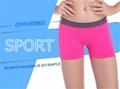 Woman Fitness Sports Training Shorts Dry