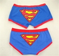 (1Set=2pcs) 100% Cotton Lovely Superman
