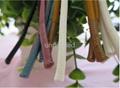专业生产彩色硅胶热缩管包头涤纶