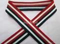 纺织辅料间色横拉带  3