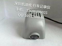 凯迪炫 170度大广角 隐藏式行车记录仪