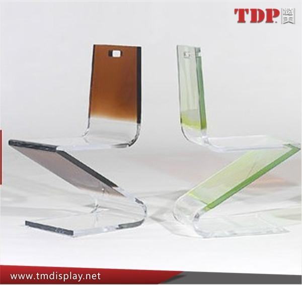 Colorful Plastic Furniture Dinning Chair Plexiglass Chair 2