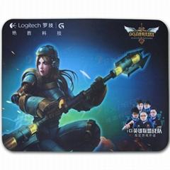 Wholesale league of leagues mouse pad manufacture