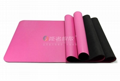 china new arrival pilates best private label yoga mats