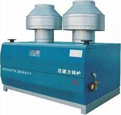 范德力大气直燃式钢制模块锅炉