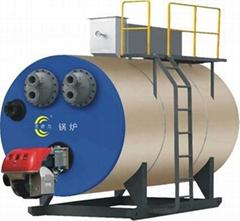 范德力冷凝式真空相變節能環保燃氣鍋爐