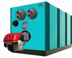 燃气(油)真空相变节能环保热水锅炉