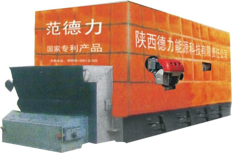 CLWN臥式燃氣環保節能微排放鍋爐 1