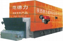 CLWN臥式燃氣環保節能微排放鍋爐