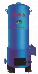范德力蘭炭手燒環保節能微排放鍋爐