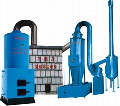 采暖洗浴燃煤環保節能專用鍋爐