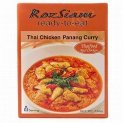 ROZSIAM THAI CHICKEN PANANG CURRY 180 G