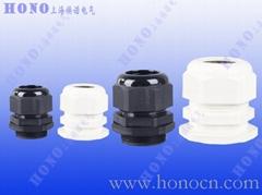 上海焕诺电气HONO尼龙电缆防水接头