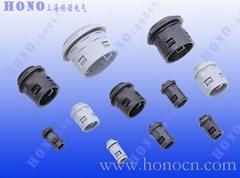 上海焕诺电气HONO尼龙快速软管直接头