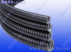 上海煥諾電氣HONO包塑鍍鋅鋼金屬軟管