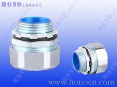 上海煥諾電氣HONO端式金屬軟管直接頭