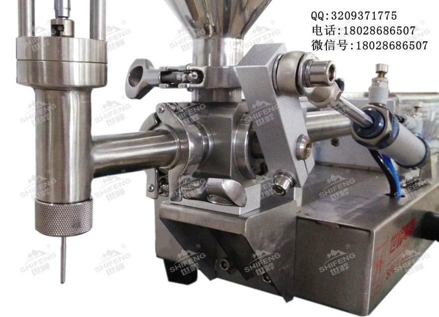 妇科凝胶灌装机 全自动小型定量膏体灌装机 1