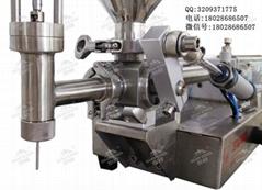 妇科凝胶灌装机 全自动小型定量膏体灌装机