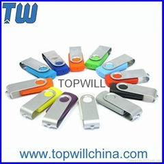 Excellent Price Twister Usb Flash Drive 2GB 4GB 8GB 16GB 32GB 64GB Free Shipment
