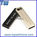 Tiny Slim Metal Solid Usb 3.0 Flash
