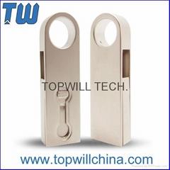 Key Ring Design USB 3.1