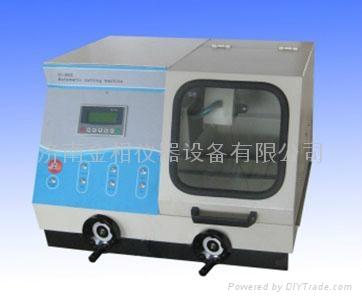广东自动金相试样切割机Q-80Z价格 1