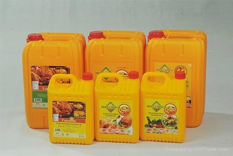 Palm oil and other cooking oils 2