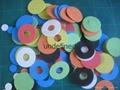 彩色EVA圆垫