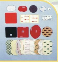 供應模切各種型號3m膠帶膠墊
