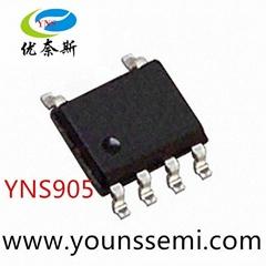 220V-370VCC降DC12V-36v高耐压降压电源芯片