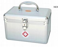 供應醫用鋁箱   急救藥箱  出診箱