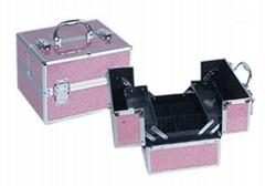 東莞鋁箱  鎮宏化妝鋁箱 展示箱