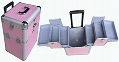訂製鋁箱  拉杆箱  美容美髮用品箱