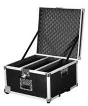 定做鋁合金儀器箱  設備運輸箱  拉杆箱