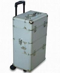 訂做鋁合金拉杆箱  工具箱  儀器箱